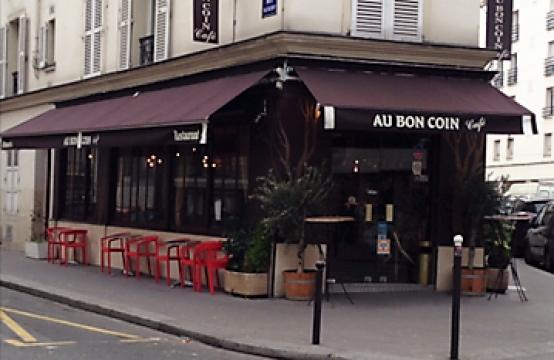 A vendre Quartier Régnault Tolbiac, cession bar restaurant licence IV-bail neuf.